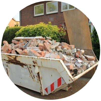 Építési és bontási törmelék sittszállítás