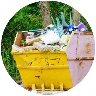Lomtalanítási hulladék konténeres szállítás limlom